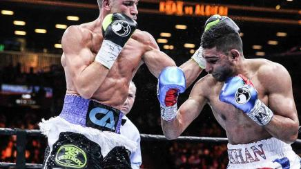 Khan vs Algieri and Fortuna vs Vasquez highlights: May 29, 2015