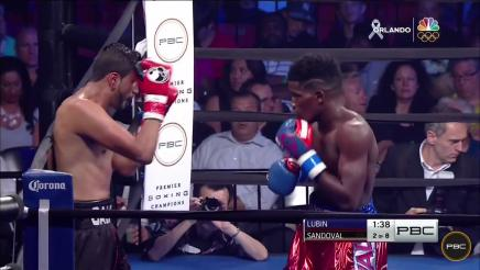Lubin vs Sandoval highlights: June 18, 2016