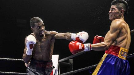 Herring vs Flores highlights: February 9, 2016