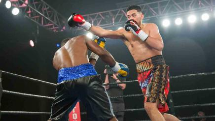 Benavidez vs Douglin highlights: August 5, 2016