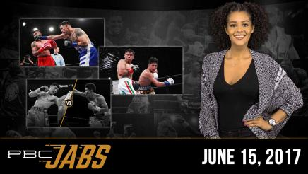 PBC Jabs: June 15, 2017