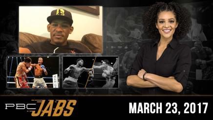 PBC Jabs: March 23, 2017