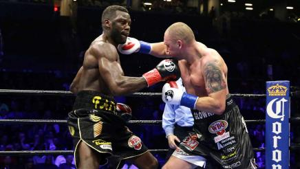 Glowacki vs Cunningham highlights: April 16, 2016