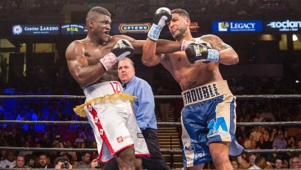 Breazeale vs Ugonoh Highlights: February 25, 2017