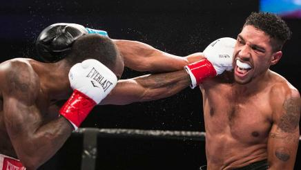 James vs Ugas highlights: August 12, 2016