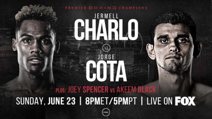 Charlo vs Cota Preview: June 23, 2019 - PBC on FOX