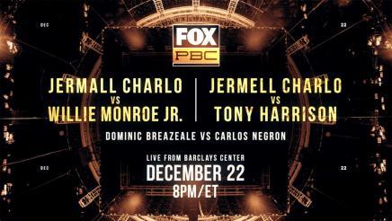 Charlo vs Monroe and Charlo vs Harrison Preview: December 22, 2018