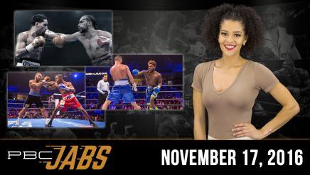 PBC Jabs: November 17, 2016