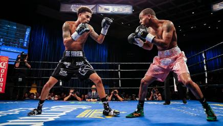 Miller vs Galarza - Watch Video Highlights | August 3, 2018