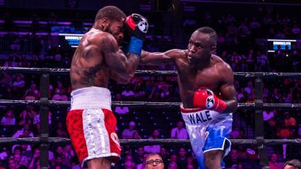 Stevens vs Omotoso - Fight Highlights | August 3, 2019