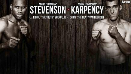 Stevenson vs Karpency preview: September 11, 2015