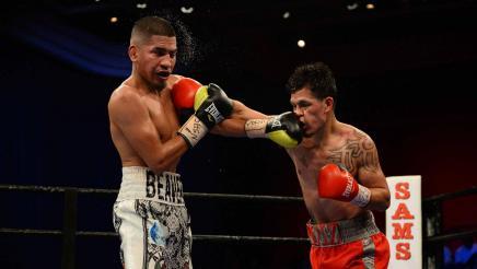 Santiago vs Ruiz full fight: February 16, 2016