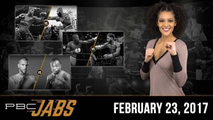 PBC Jabs: February 23, 2017