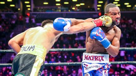 Marrero vs Nyambayar - Watch Video Highlights | January 26, 2019