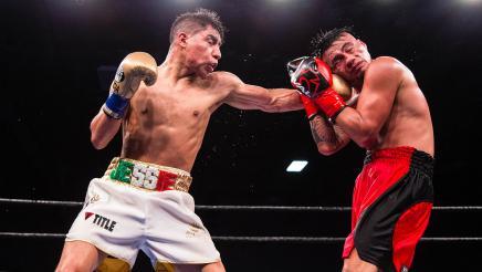 Vargas vs Herrera Full Fight: December 15, 2017