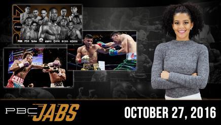 PBC Jabs: October 27, 2016