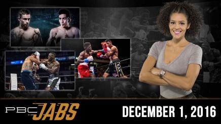 PBC Jabs: December 1, 2016