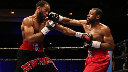 Thompson vs Newman - Watch Full Fight | November 18, 2017