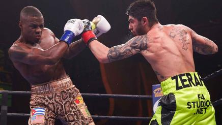 Quillin vs Zerafa highlights: September 12, 2015