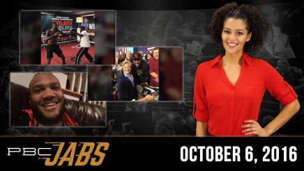 PBC Jabs: October 6, 2016