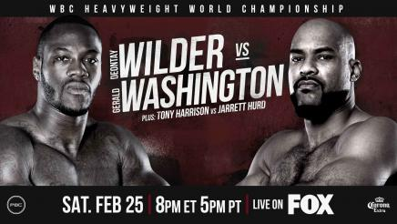 Wilder vs Washington PREVIEW: February 25, 2017 - PBC on Fox