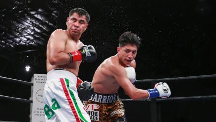Barrios vs Rodriguez highlights: June 11, 2017