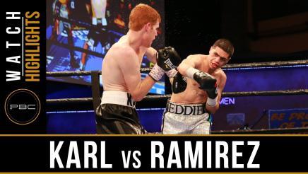 Karl vs Ramirez highlights: February 2, 2017