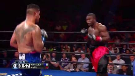 Arreola vs Kassi full fight: July 18, 2015