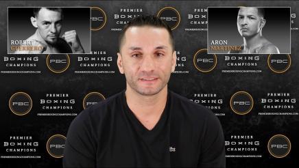 Sergio Mora's fight week preview: PBC on NBC - June 6, 2015