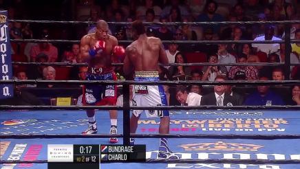 Bundrage vs Charlo full fight: September 12, 2015