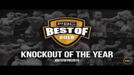 PBC Knockout of the Year
