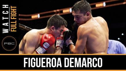Figueroa vs DeMarco full fight: December 12, 2015