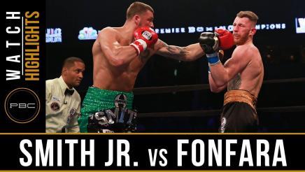 Fonfara vs Smith Jr. highlights: June 18, 2016