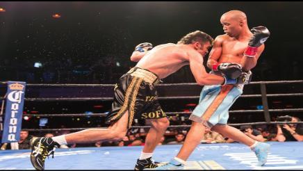 Mendez vs Vazquez full fight: October 6, 2015