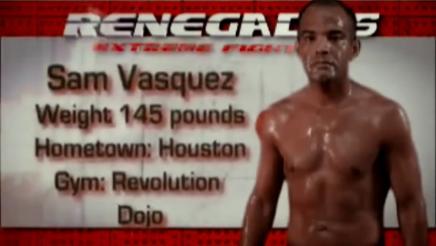 Profile of Sammy Vasquez