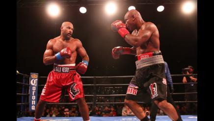 Washington vs Mansour full fight: October 13, 2015
