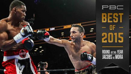 PBC Best of 2015: Round of the Year - Jacobs vs Mora