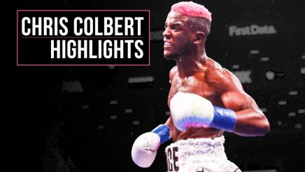 Chris Colbert Highlights