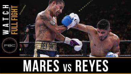 Mares vs Santos Reyes full fight: March 7, 2015