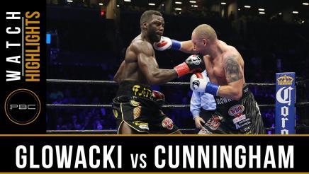 Glowacki vs Cunningham highlights: April 16, 2016