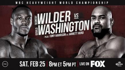 Wilder vs Washington PREVIEW: February 25, 2017 - PBC on Fox