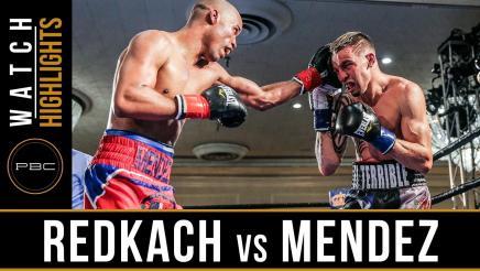 Redkach vs Mendez HIGHLIGHTS: May 2, 2017