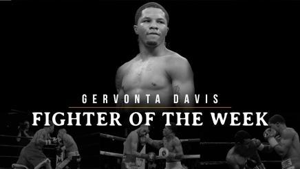Fighter of the Week: Gervonta Davis