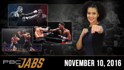 PBC Jabs: November 10, 2016