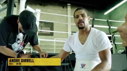 Profile of Andre Dirrell