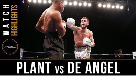 Plant vs De Angel highlights: August 23, 2016