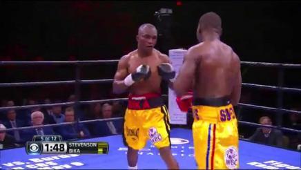 Stevenson vs Bika and Beterbiev vs Campillo full fights: April 4, 2015
