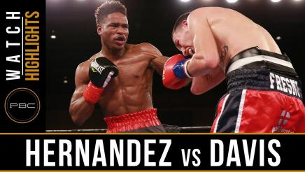 Hernandez vs Davis highlights: March 28, 2017
