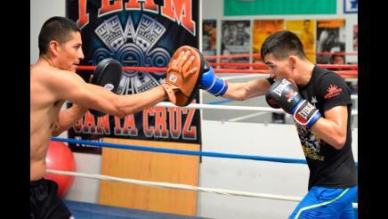 Getting to know Leo Santa Cruz: Episode 2