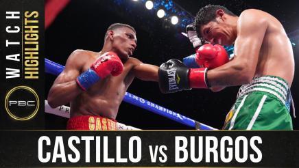 Castillo vs Burgos HIGHLIGHTS: September 5, 2021 | PBC on FOX